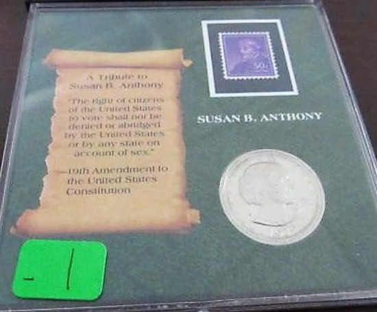 1979 Susan B Anthony