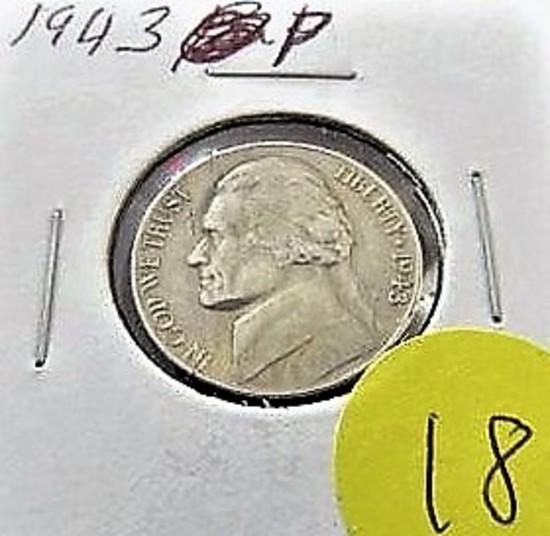 1943-S Nickel