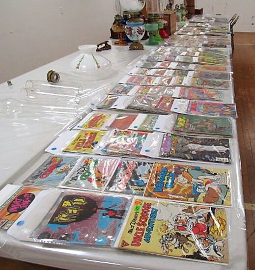Comic Books, Coins and Collectibles