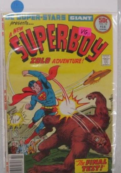 A New Superboy Solo Adventure