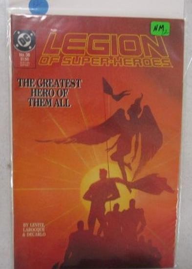 Legion of Super Heros