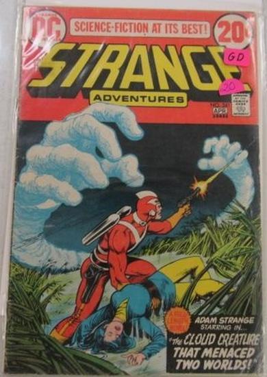 Strane Adventures
