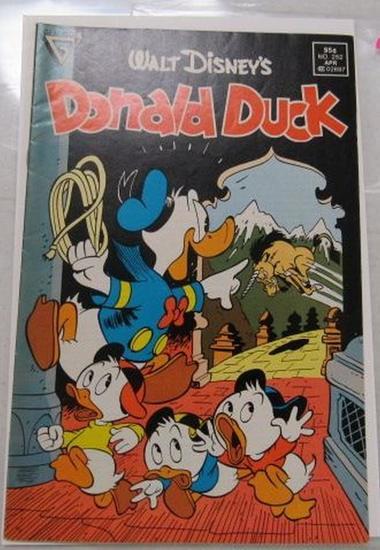 Walk Disney's Donald Duck