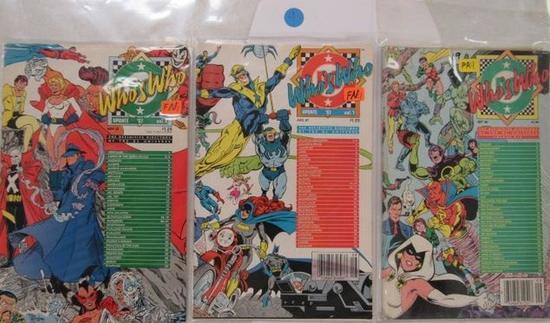 3 Comics