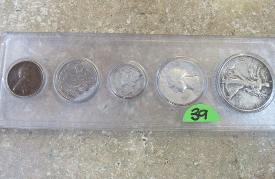 1937 Mint Set