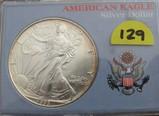 1993 Silver Dollar