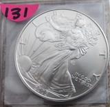 2005 Silver Dollar