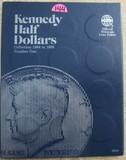 1964 to 1985 Kennedy Half Dollars