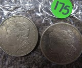 (2) United States One Dollar