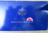 1986 United States Liberty Coins