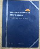 1948-1963 Benjamin Franklin Half Dollar