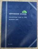 1938-1961 Number 1 Jefferson Nickel