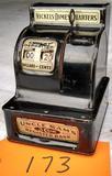 Uncle Sam Toy Cash Register Bank