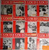 12 Issues Coach & Athlete Magazine