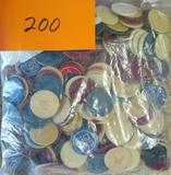 Bag of Clay Poker Chips