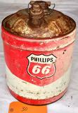 Phillips 66 5 Gal. Can