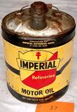 Imperial Motor Oil 5 Gal. Can