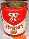Phillips 66 5 Gal. Bucket