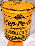 Cen-Pe-Co 5 Gal. Oil Bucket