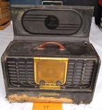 Zenith Trans Oceanic Radio
