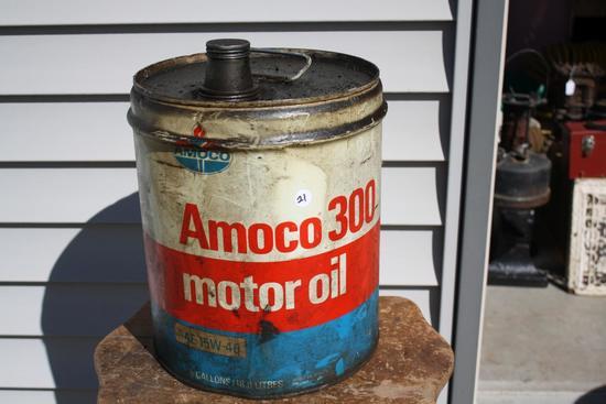 Amoco Moor Oil Can, 30