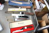 (5) All new Advertising Knives