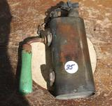 Antique Jim Dandy Torch
