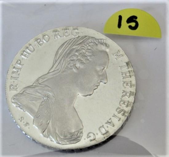 Maria Theresa Coin