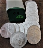 (20) 2004 American Eagle  Dollars
