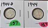 1944-D, 1944 Dimes
