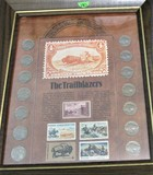 The Trailblazers -Framed