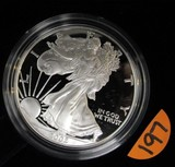 2002 Silver American Eagle Proof