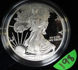 2003 Silver American Eagle Proof