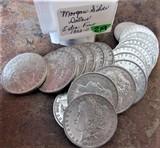 (20) 1882-O Morgan Silver Dollars