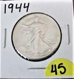 1944 Half Dollar