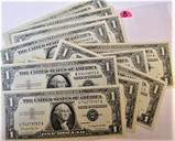 10 Super Nice Silver Certificates