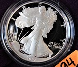 1992 Silver American Eagle Proof