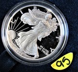 1999 Silver American Eagle Proof