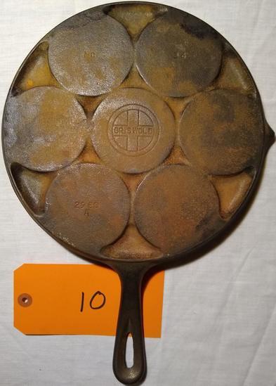 Griswold No 34 Skillet/Pan