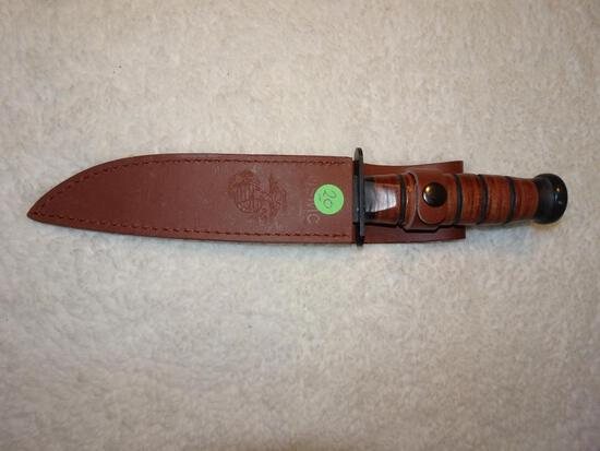 "US Marine Corps Knife 12"" total length"