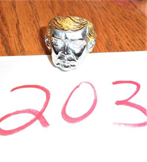 Trump Size 11 Ring