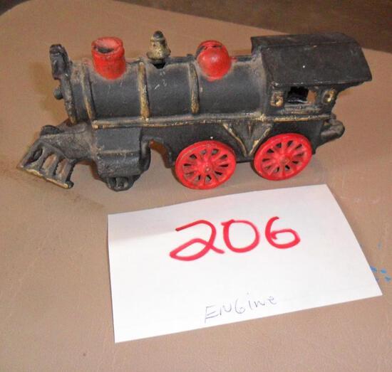 Cast Iron Engine