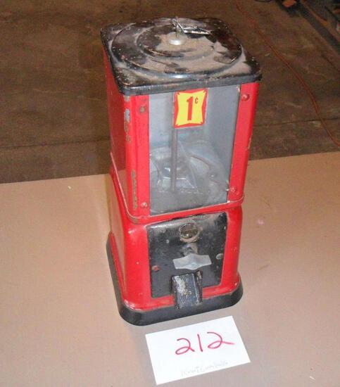 1930-40s Gumball Machine
