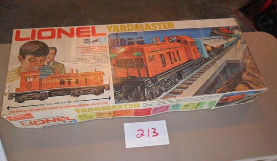 Lionel Train Set 1970s