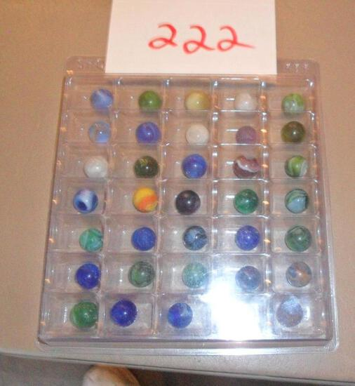 Early 1900s Marbles