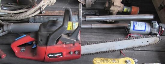 Homelite 250 Chainsaw