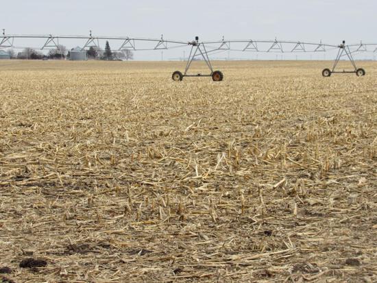 932 Irrigated Farmland in Nebraska