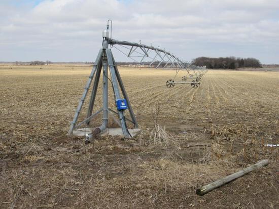 120 Acres of Polk County Pivot Irrigated Farmground