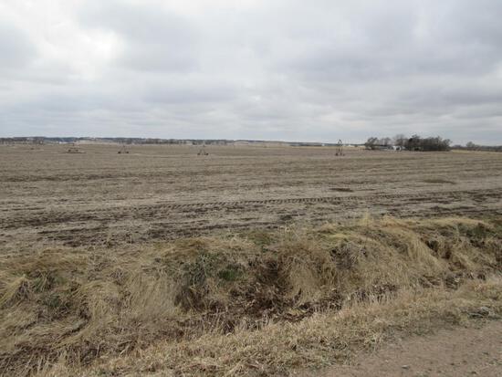 160 acres of Pivot Irrigated Polk Co Farmground