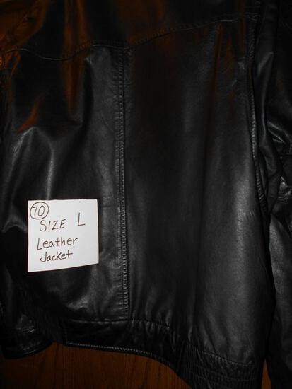 U2 Wear Leather Jacket